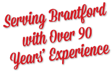 Serving Brandford with over 90 year's of experience
